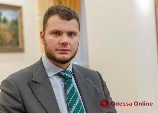 Уволен глава Одесского филиала Администрации морских портов