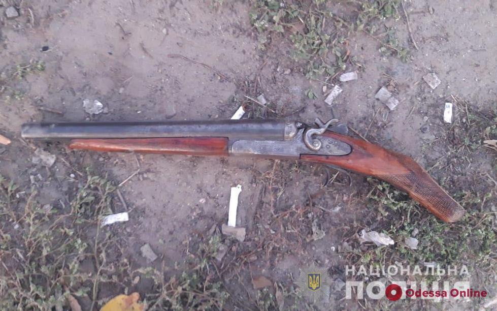 Под Одессой вооруженный разбойник напал на продавщицу магазина