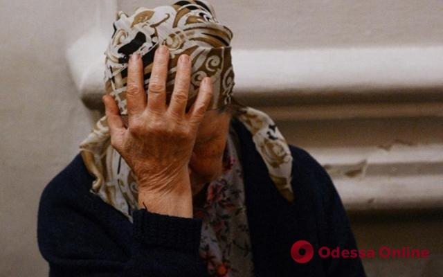В Одесской области 16-летний парень вместе с другом ограбил родную бабушку
