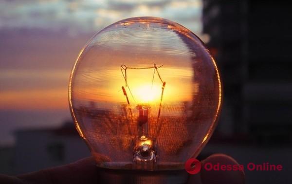 Центр Одессы завтра останется без света