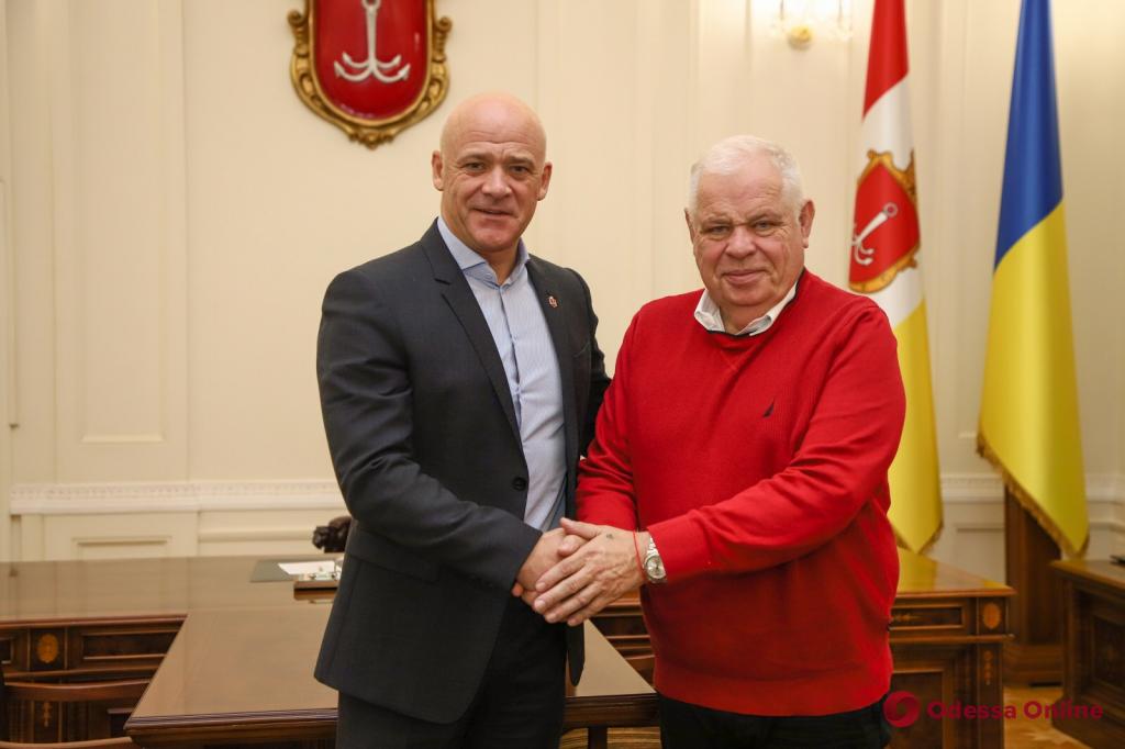 Одесса готовится сотрудничать с городом Ноф-ха-Галиль