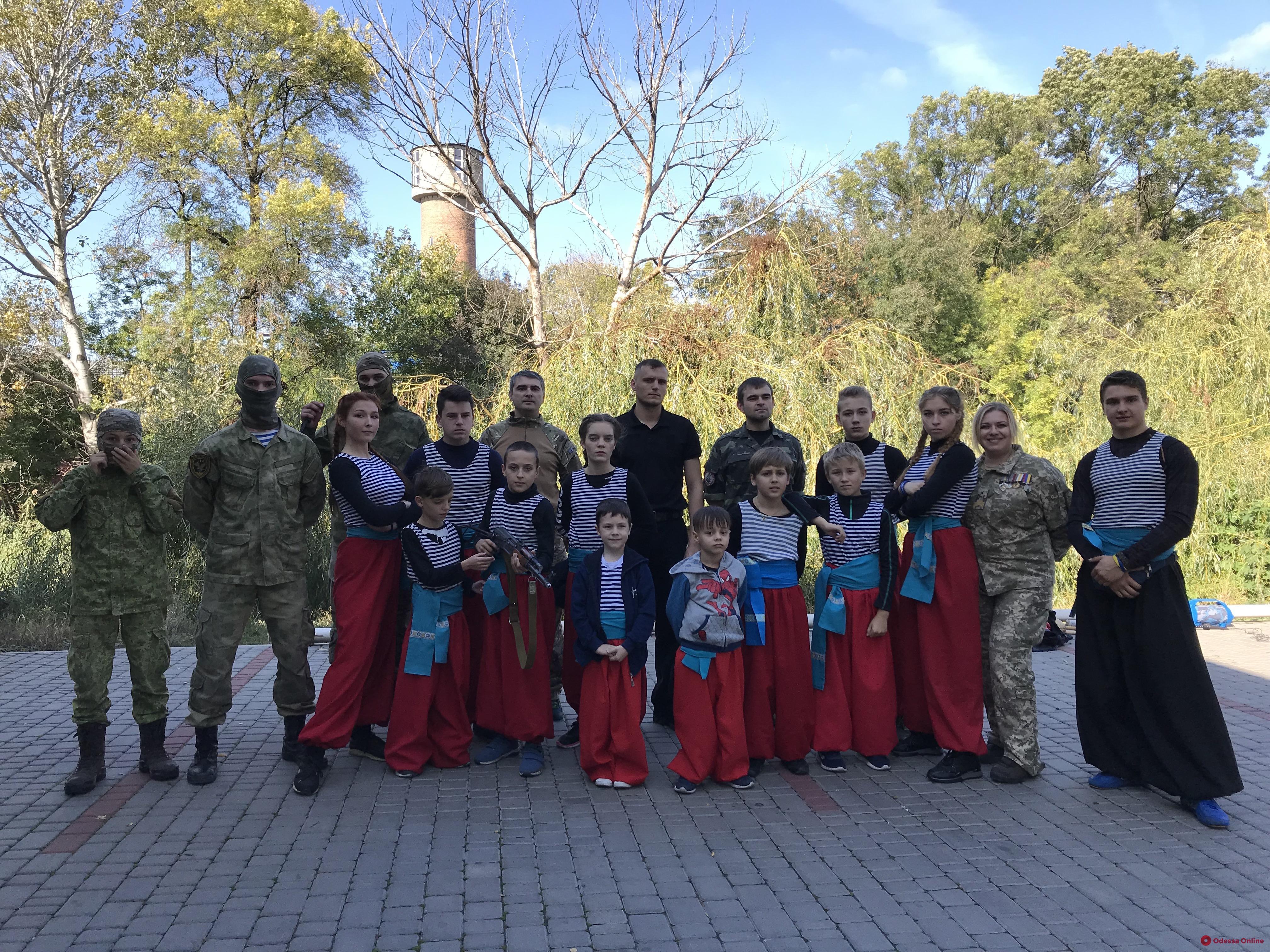 Хортинг, мастер-класс по гончарству и кино: в Одессе развернулся фестиваль «Потомки казачества» (фото, видео)