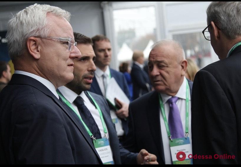 Одесская компания «Гефест» выступила партнером международного инвестфорума