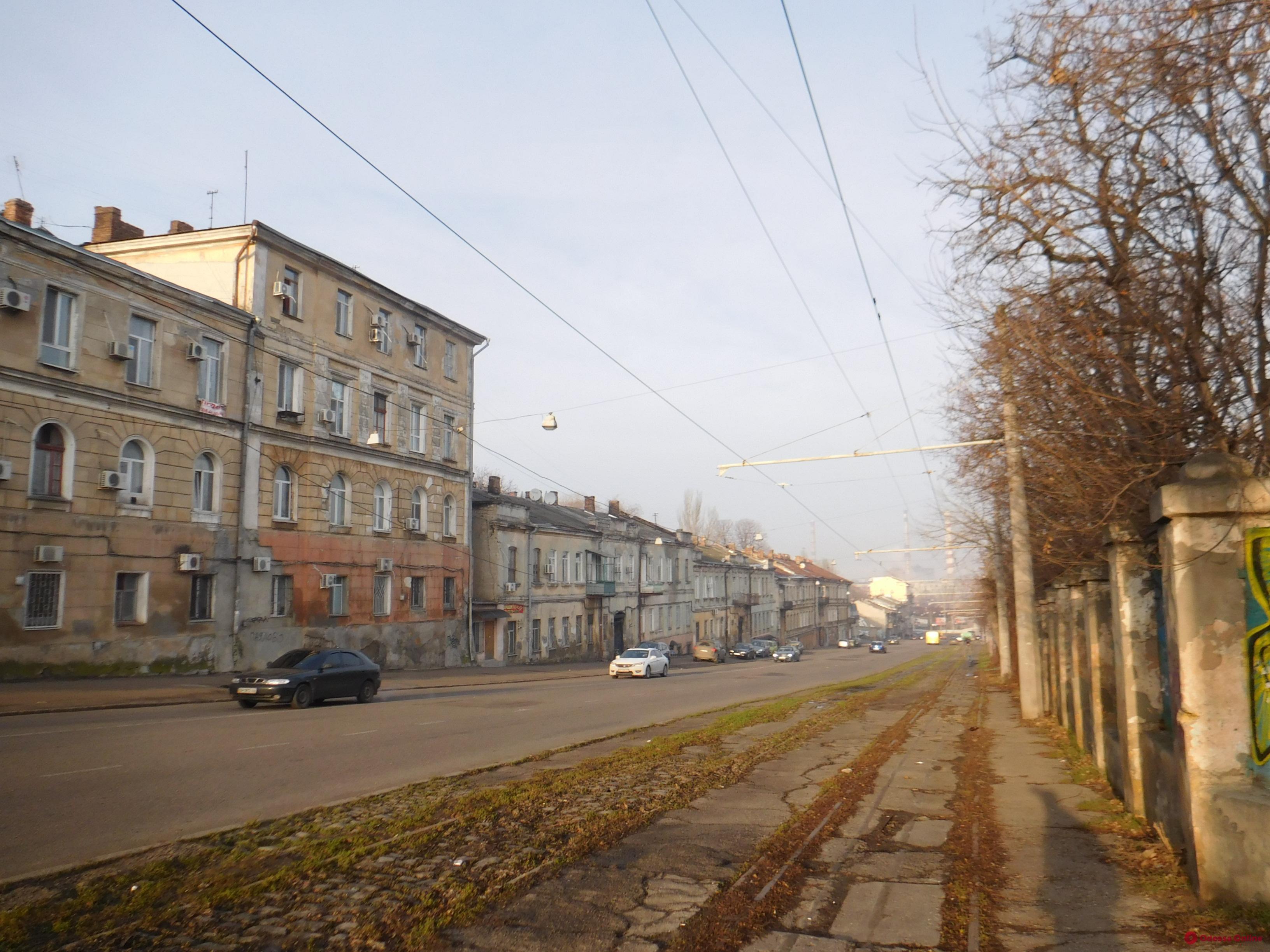 В Одессе на полгода перекроют спуск Маринеско