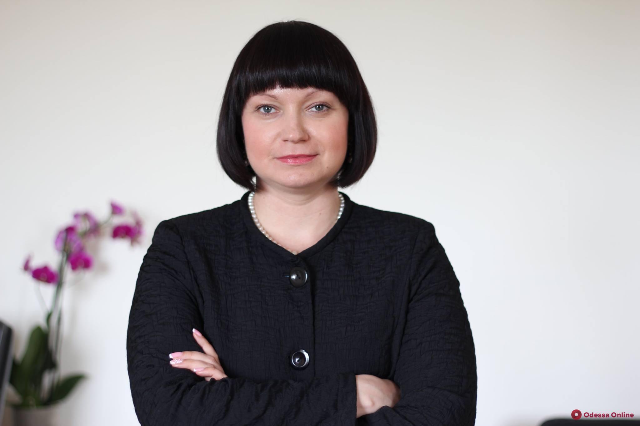 Замглавы Одесской ОГА Светлана Шаталова подала в отставку