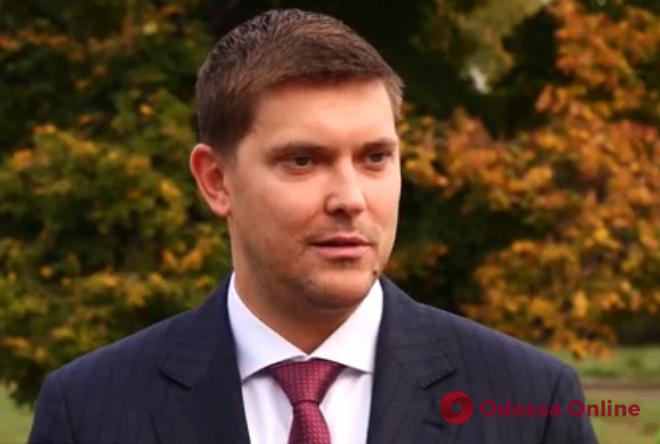 Новый глава Одесской ОГА: Всех желающих приглашаю принять участие в социальном и кадровом лифте