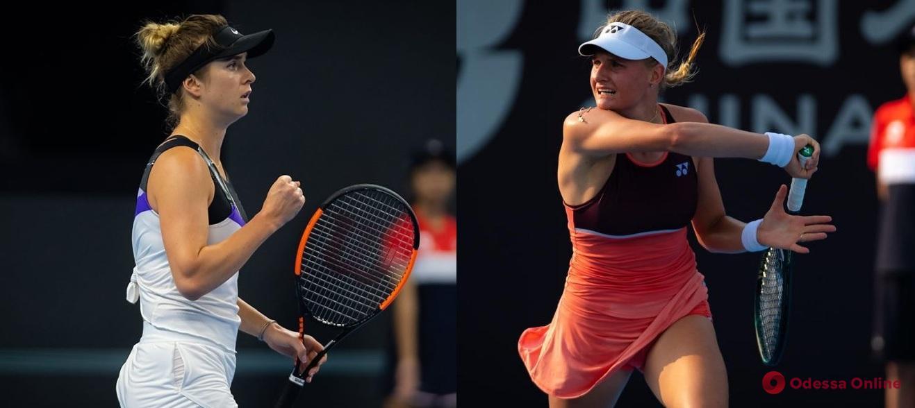 Теннис: Ястремская бьет рекорды, Свитолина делает шаг к Итоговому турниру WTA