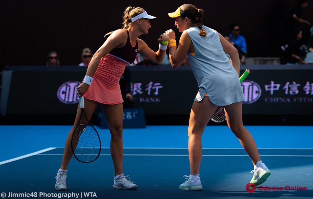 Одесская теннисистка – в полуфинале 8-миллионника в Пекине