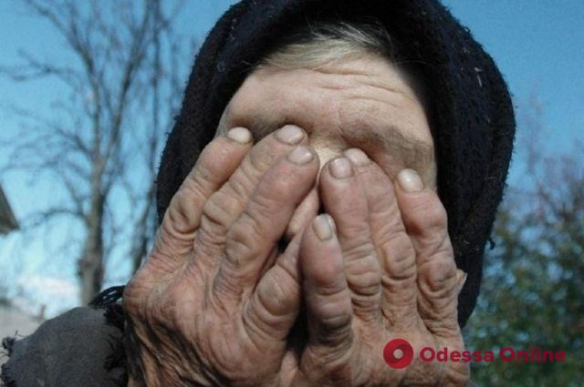 В Одесской области сын до смерти избил пожилую мать из-за замечания