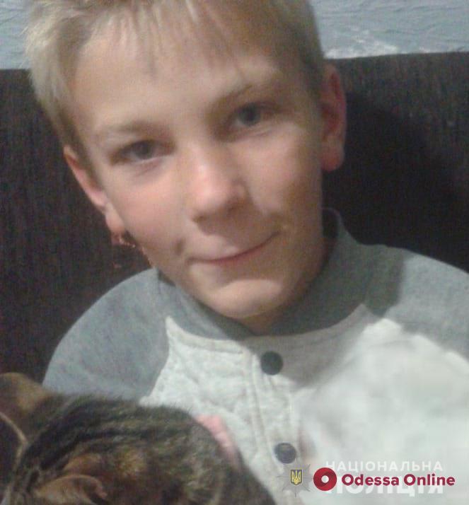 В Одесской области ищут 11-летнего мальчика