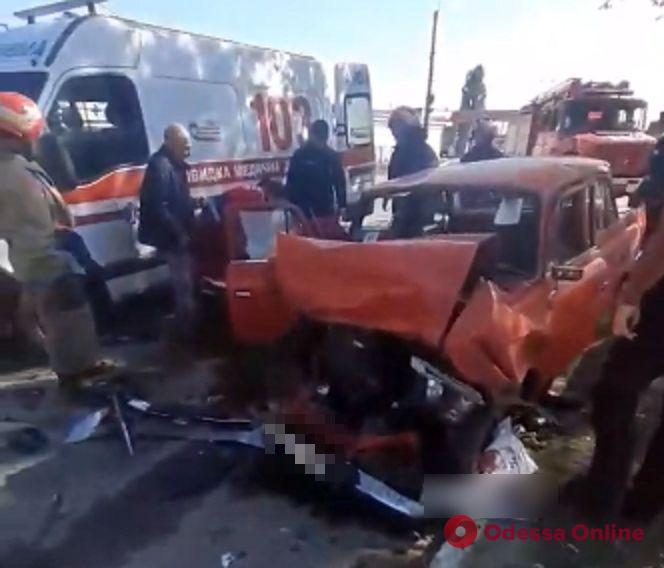 В Одесской области произошло смертельное ДТП