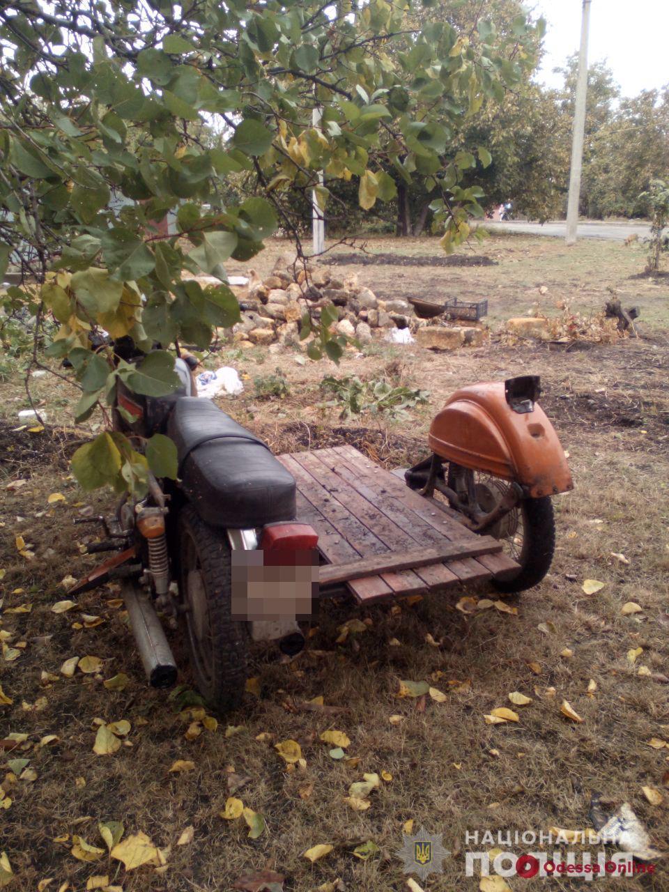 В Одесской области насмерть разбился мотоциклист