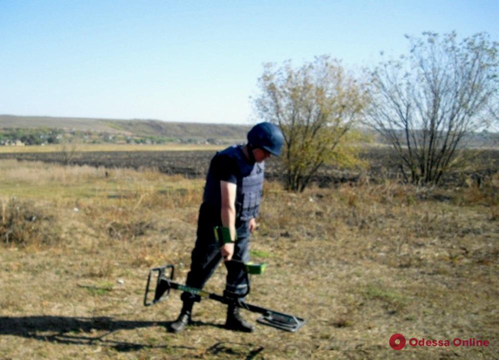 Одесская область: в колодце нашли артснаряды времен Второй мировой войны