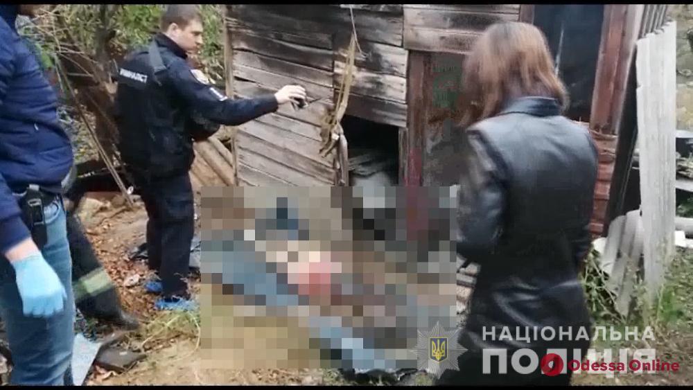 В Одесской области рецидивист убил друга и его пожилых родителей