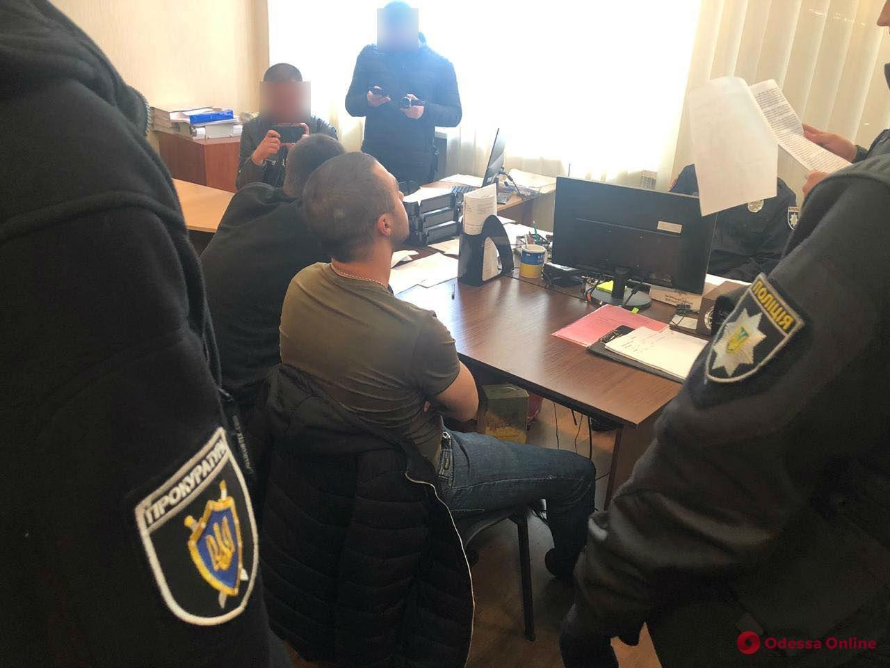 «Выбивали» признание из задержанных: в Одессе открыли уголовное производство против патрульных (обновлено)
