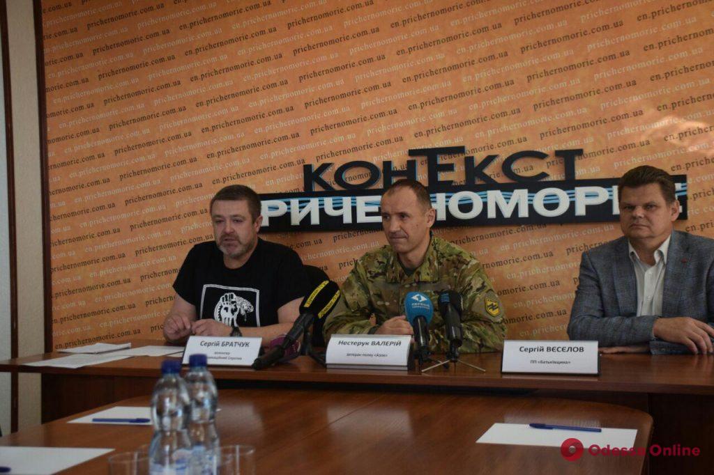 Штаб сопротивления капитуляции в Одессе: необходимо вернуться к Будапештскому меморандуму