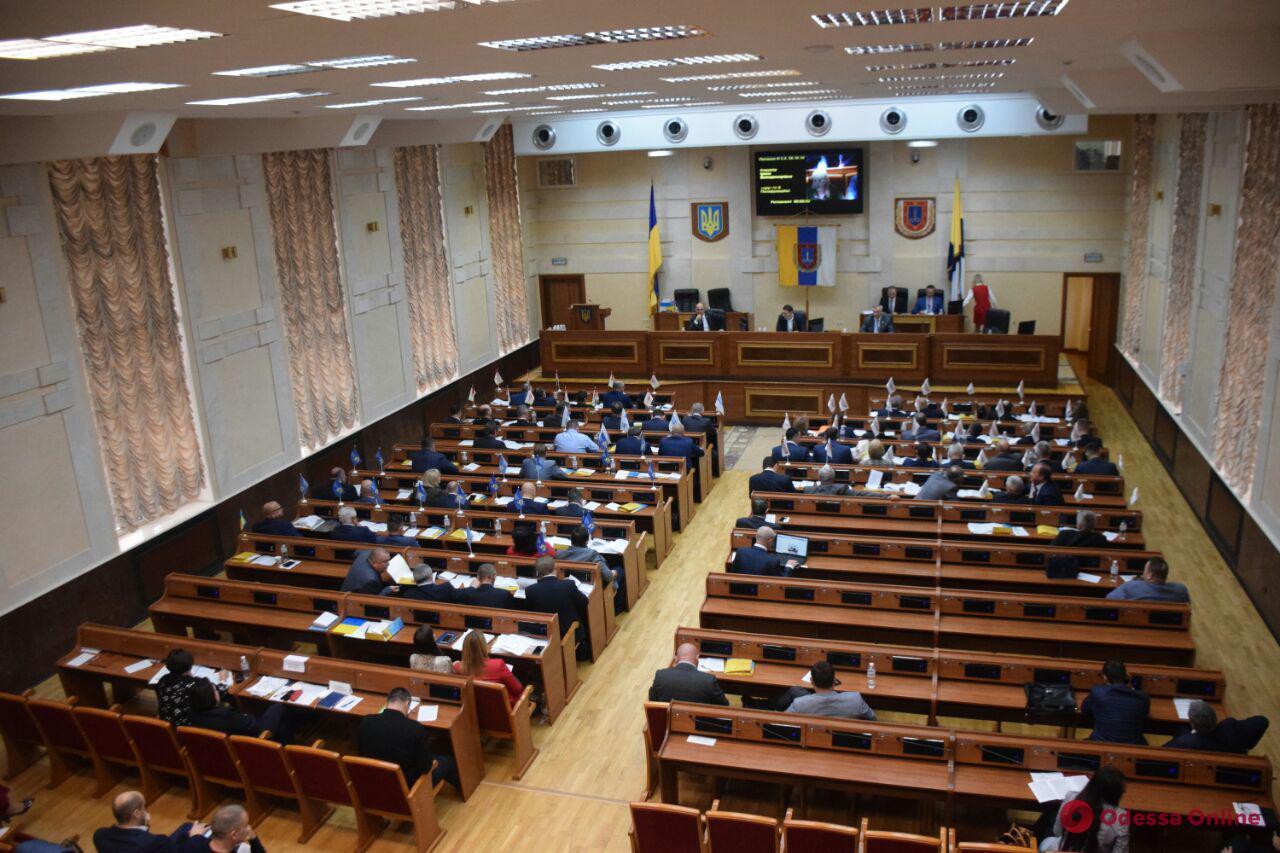 Депутаты облсовета просят президента продлить таможенный эксперимент