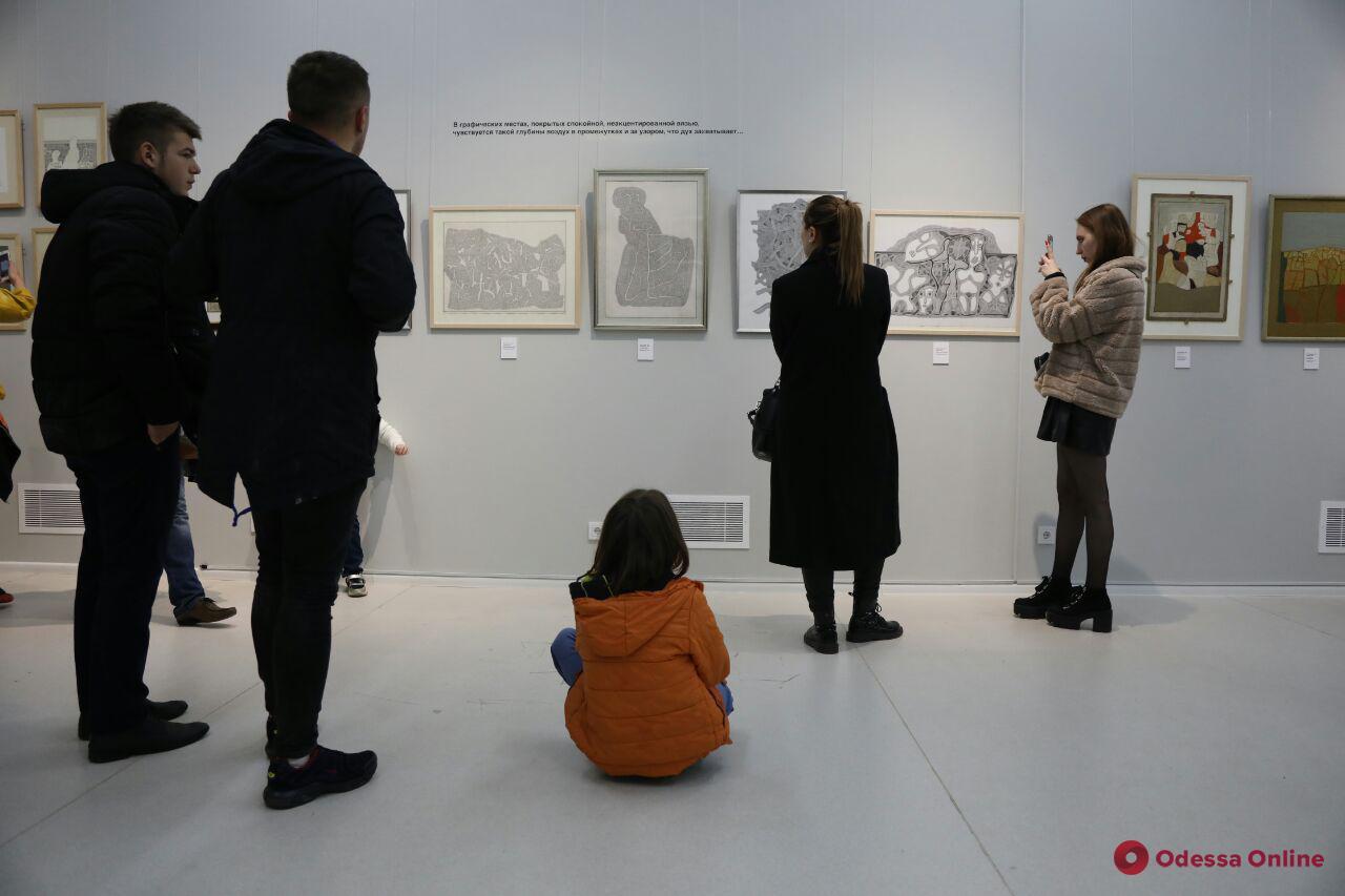 «Камень, который отвергли строители»: в одесском музее открылась выставка работ Владимира Стрельникова