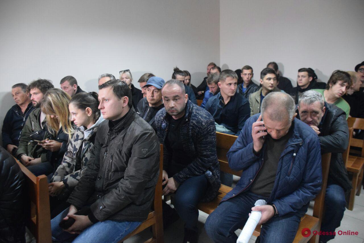 Поножовщина на Греческой площади: суд отправил подозреваемого в СИЗО