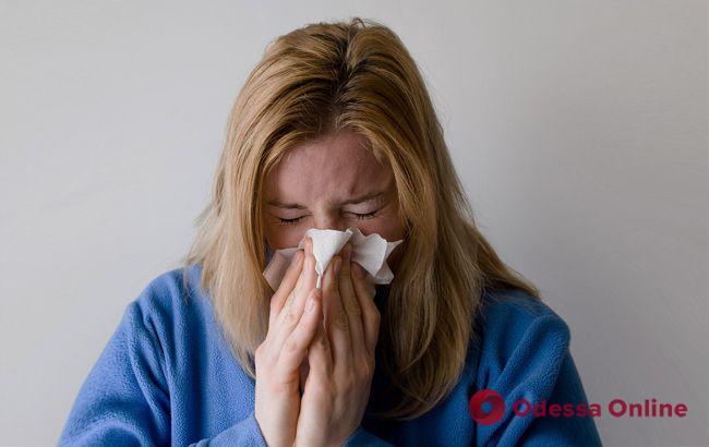 Одессу «накроет» новый штамм гриппа