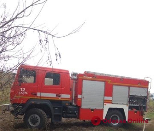 В Одесской области при пожаре погиб хозяин дома