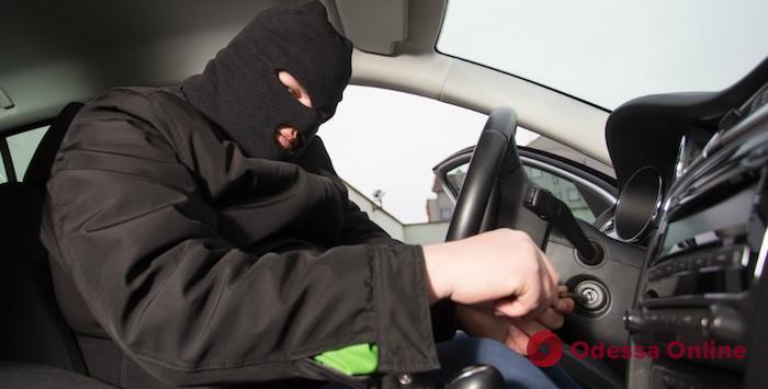В Одессе поймали автоугонщиков