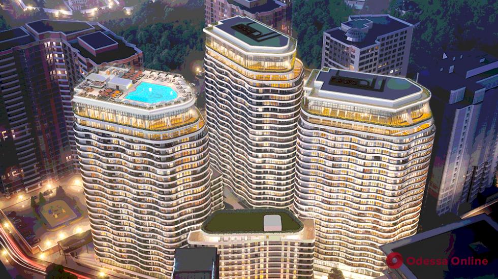 Для строительства жилого комплекса в Аркадии привлекли израильских инвесторов