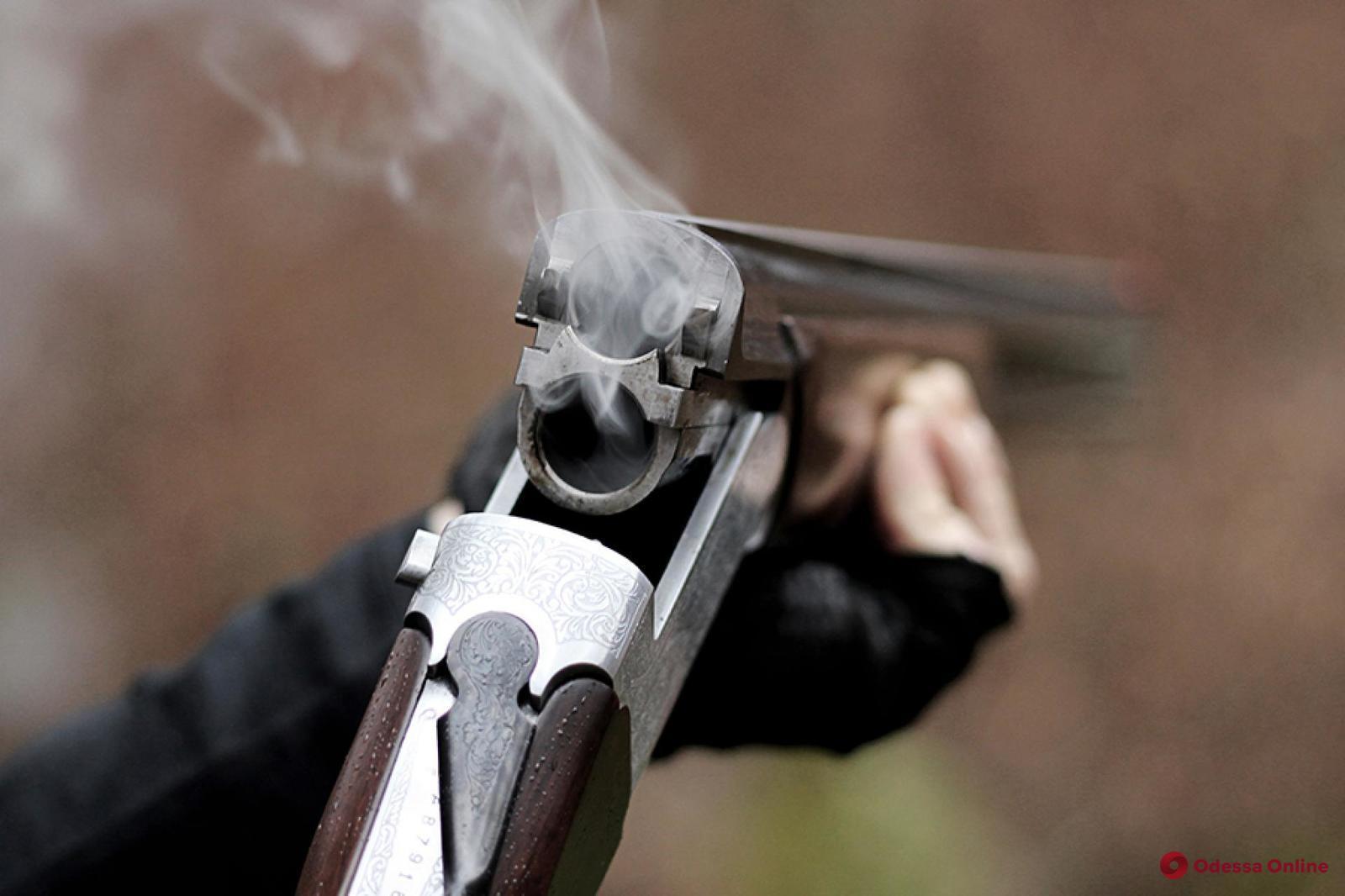 В Одесской области охотник нечаянно выстрелил в грудь товарищу