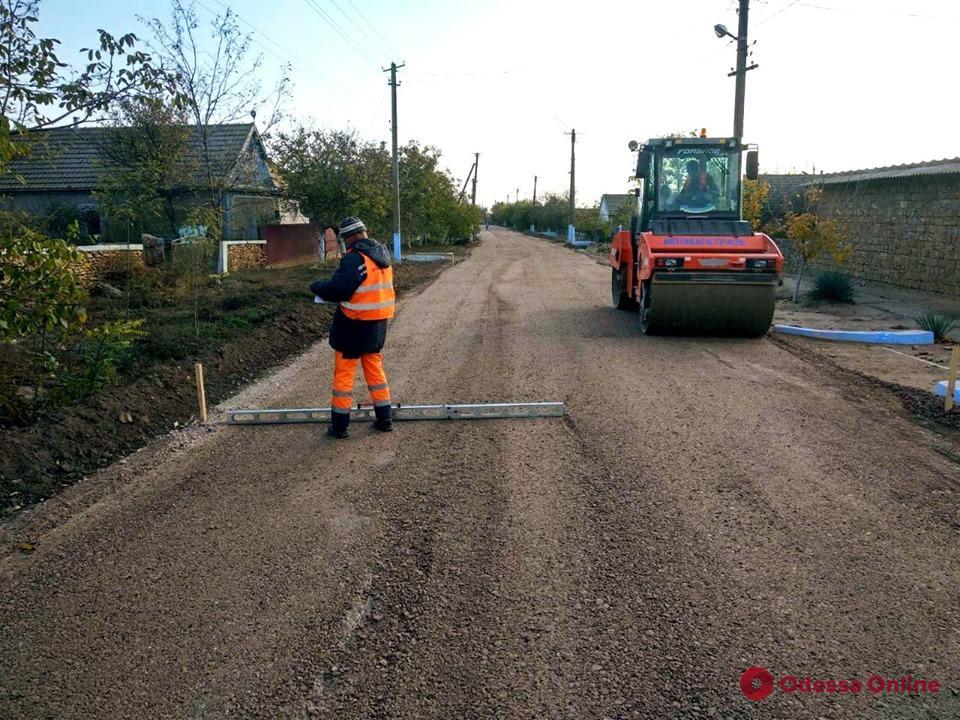 Лучше объехать: где в Одессе ремонтируют дороги