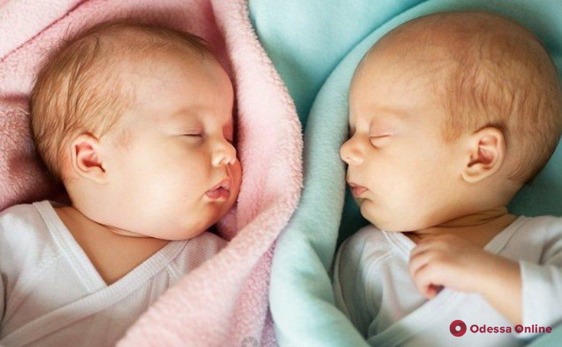 В Одессе на минувшей неделе родились 186 малышей