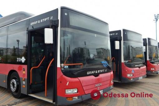 В Одессе на ряд маршрутов выйдут новые автобусы