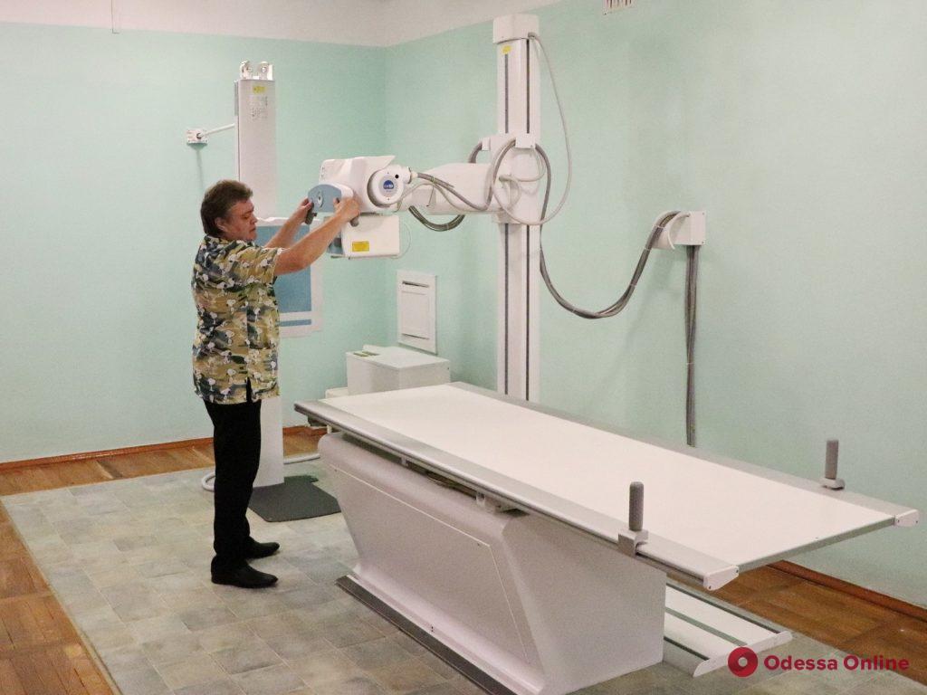 В детской поликлинике на Маршала Говорова появилось новое современное оборудование
