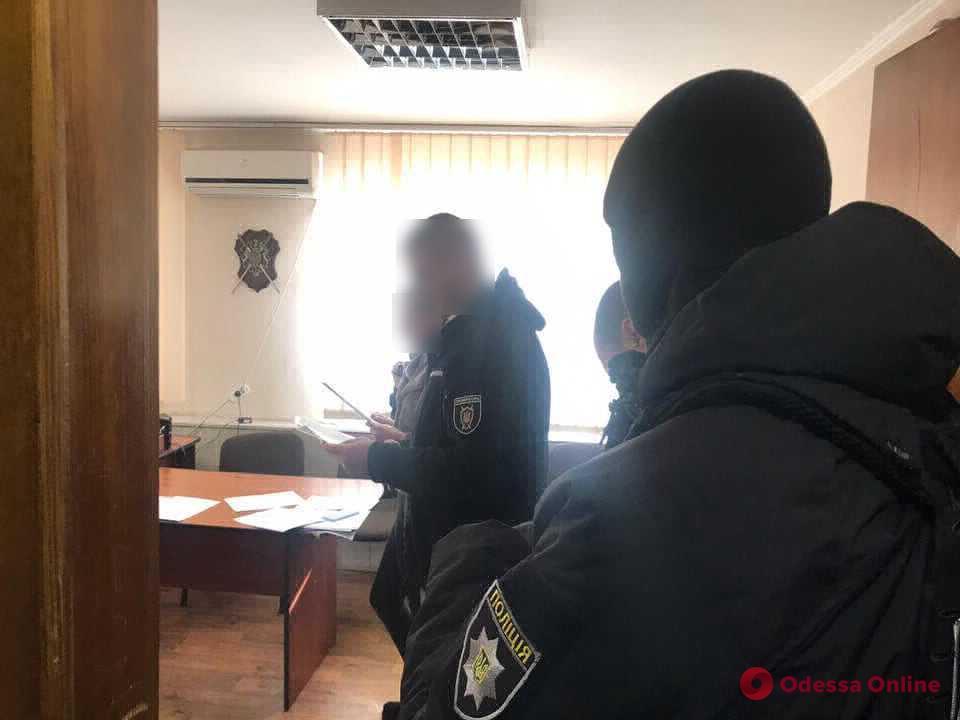 В Одессе трёх полицейских подозревают в незаконном задержании и избиении мужчины