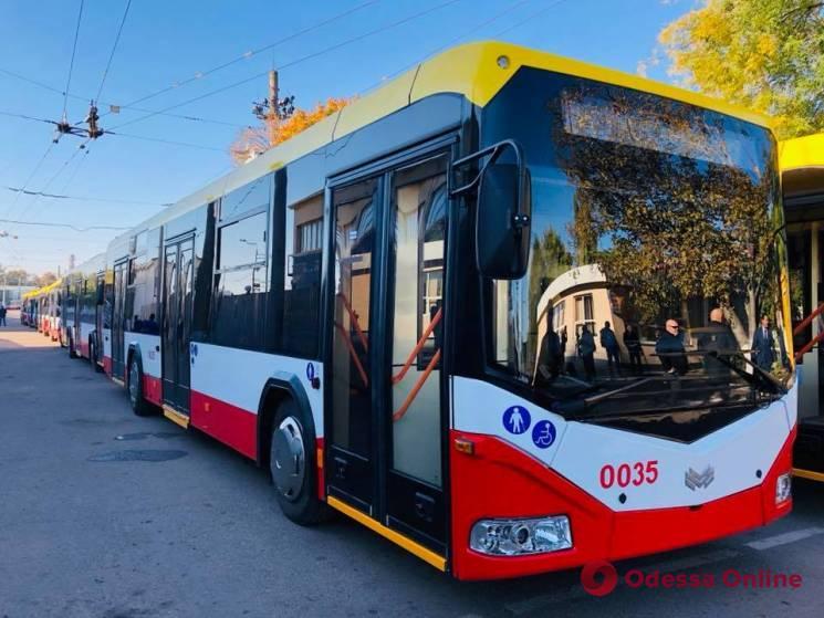 Троллейбус №14 изменит схему движения