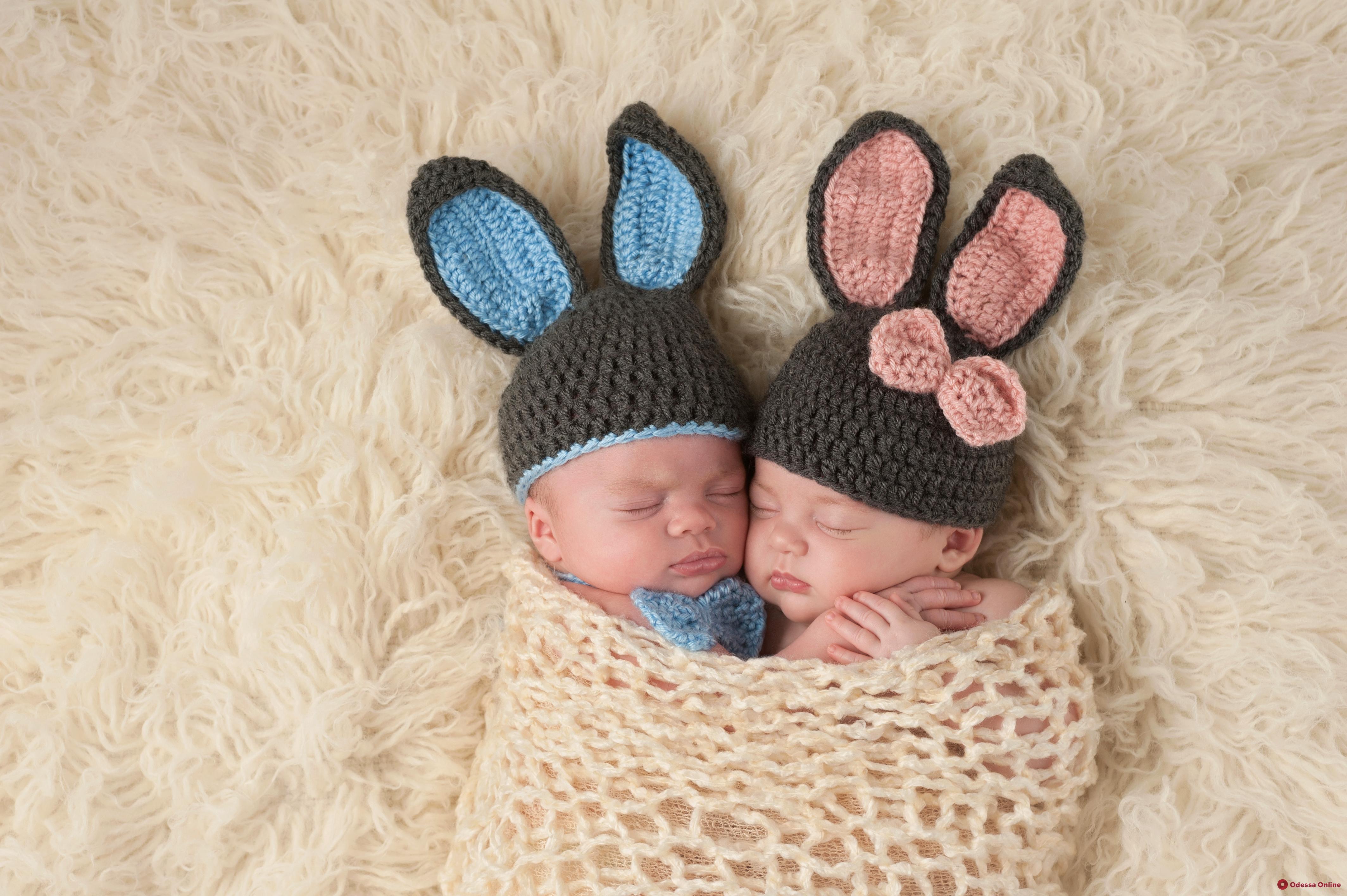 В Одессе на минувшей неделе родились 188 малышей