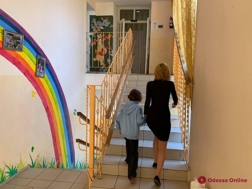 Проверка в «Свитанке»: начальника службы по делам детей Одесской ОГА ждет дисциплинарное производство