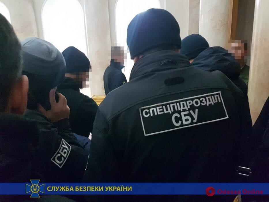 СБУ: руководителей департаментов Одесской мэрии подозревают в присвоении 100 миллионов