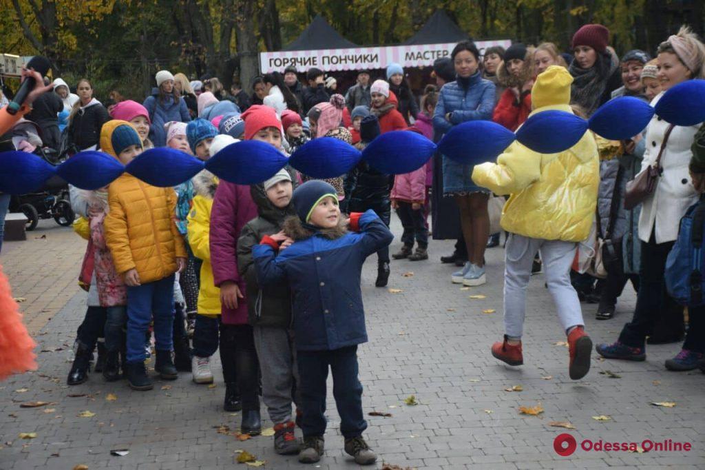 В Одессе отмечают славянский праздник урожая (фоторепортаж)