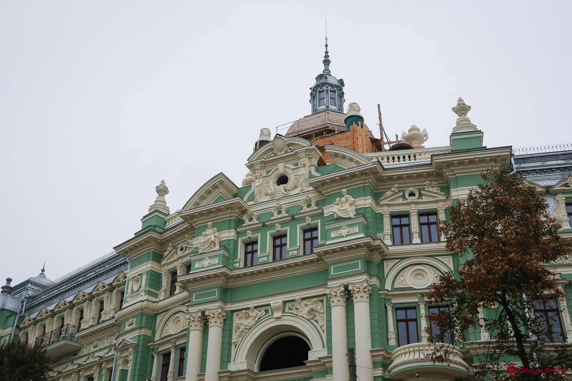 В Одессе создают электронную базу зданий-памятников архитектуры