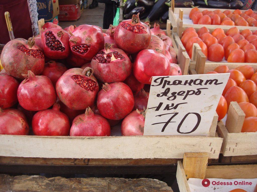 Фейхоа, клубника и ананас: воскресные цены на одесском «Привозе»