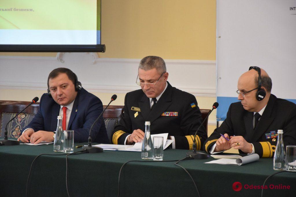 Российские военные самолеты отрабатывали учебную бомбардировку Одессы, — Воронченко