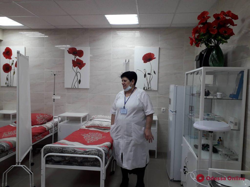 На поселке Котовского открыли современную семейную амбулаторию (фото)
