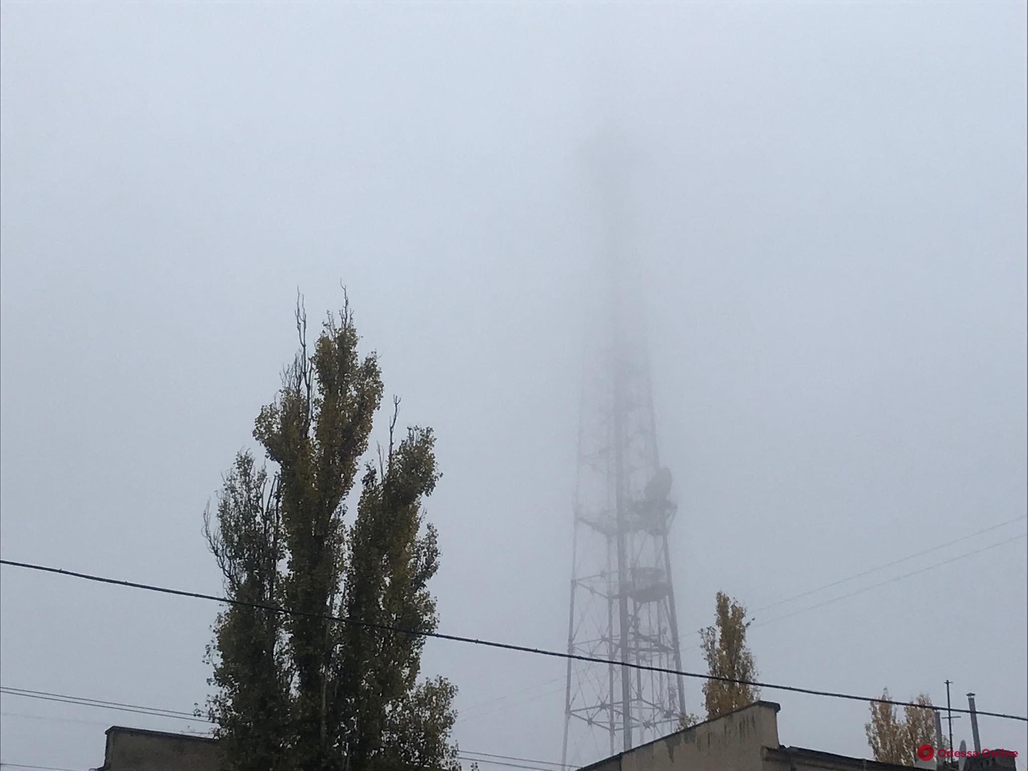 О погоде: ночью и утром в Одесской области ожидается туман