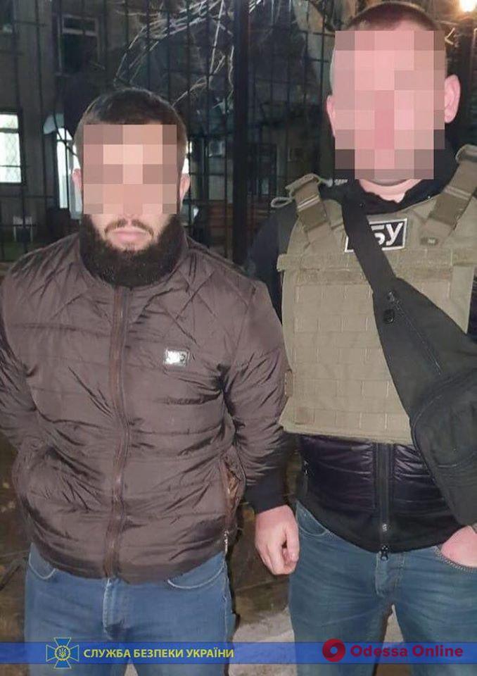 В Одессе СБУ блокировала деятельность двух группировок вымогателей