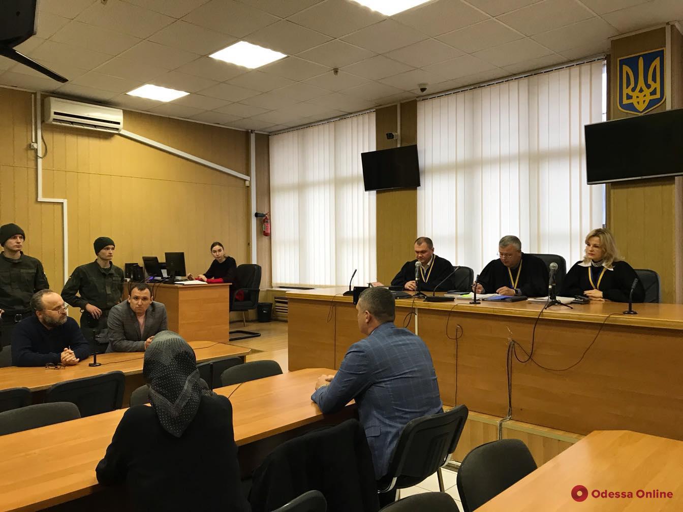 Пожар в отеле «Токио Стар»: Вадима Черного отпустили под домашний арест