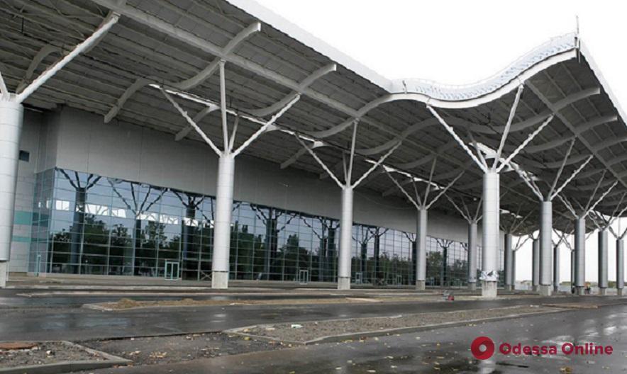 В новом терминале Одесского аэропорта будут обслуживаться рейсы еще двух авиакомпаний