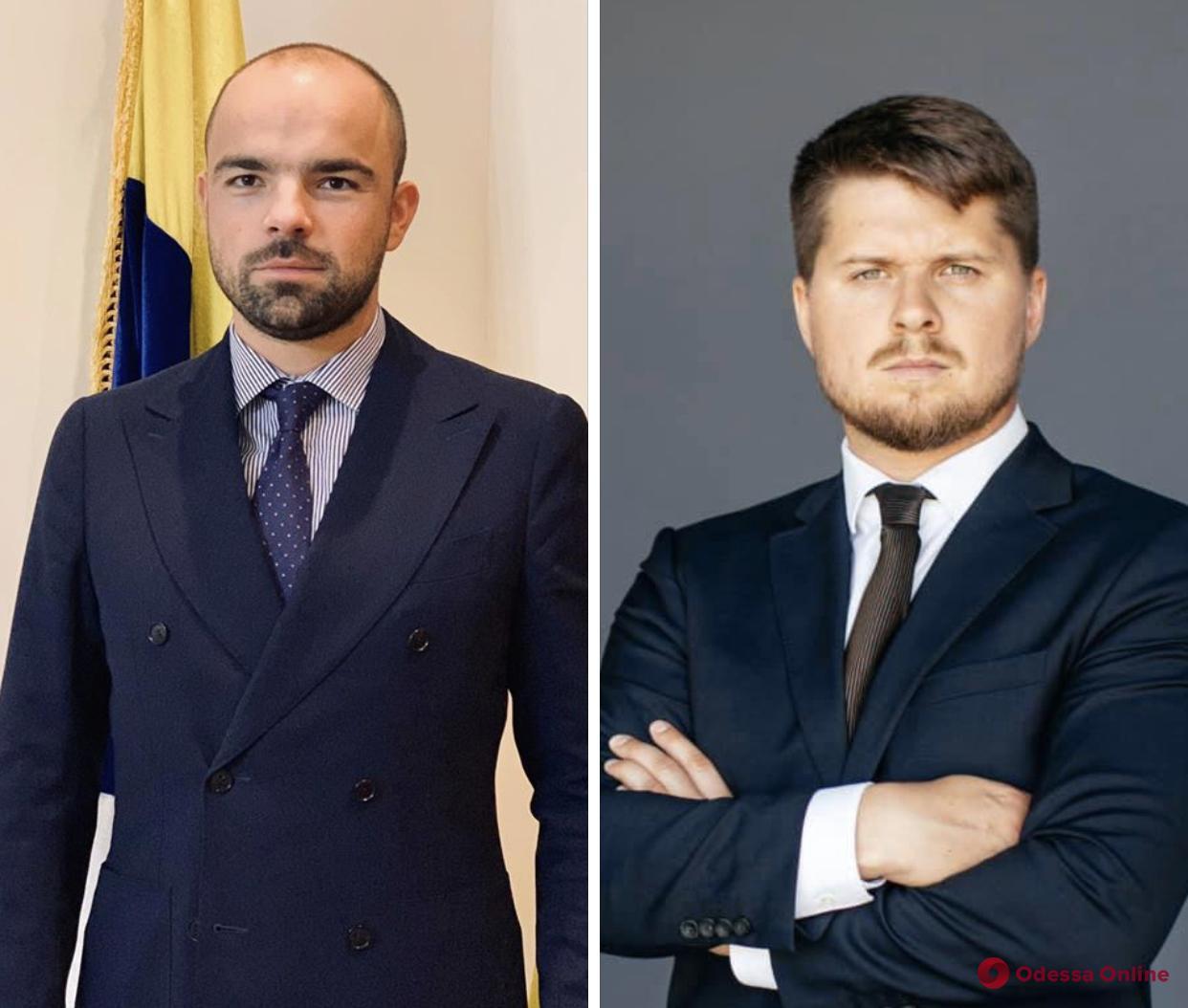 Глава Одесской ОГА назначил себе заместителей