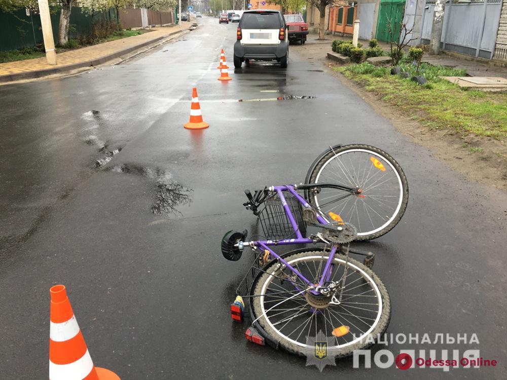 В Измаиле в ДТП пострадала 60-летняя велосипедистка
