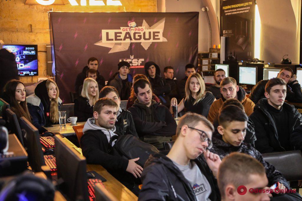 В Одессе прошли отборочные матчи международного киберспортивного турнира