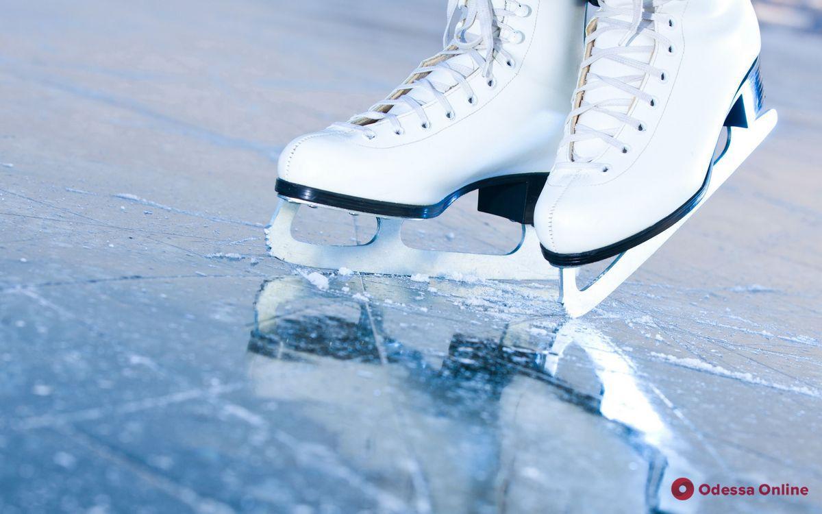 В Одессе появится еще один ледовый каток под открытым небом